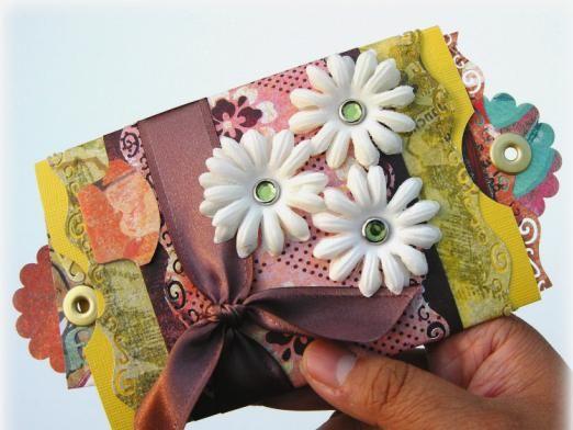 Как сделать открытку для бабушки?