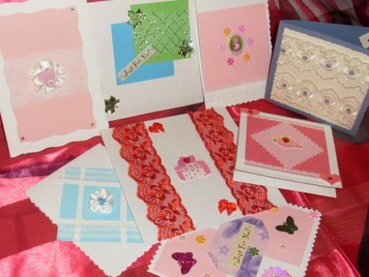 Как сделать открытку на день рождения?