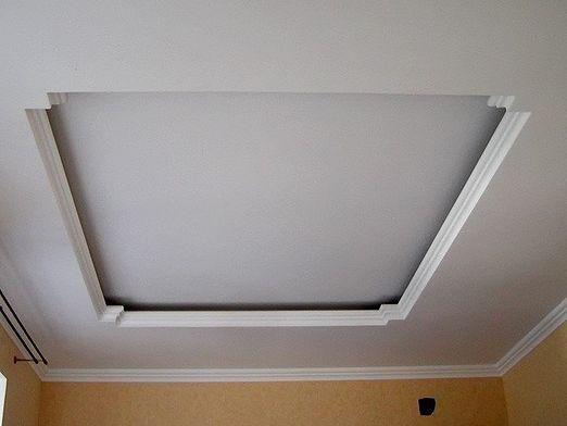 Как сделать подвесной потолок?