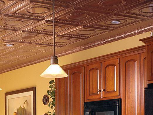 Как сделать потолок на кухне?