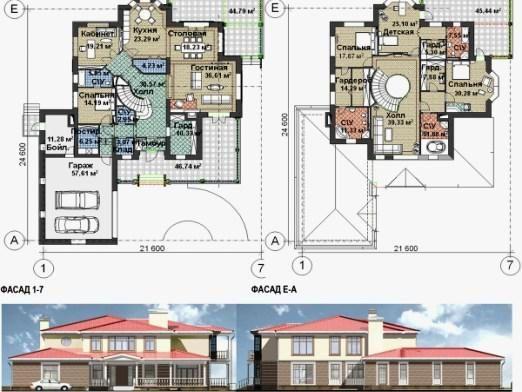 Как сделать проект дома?