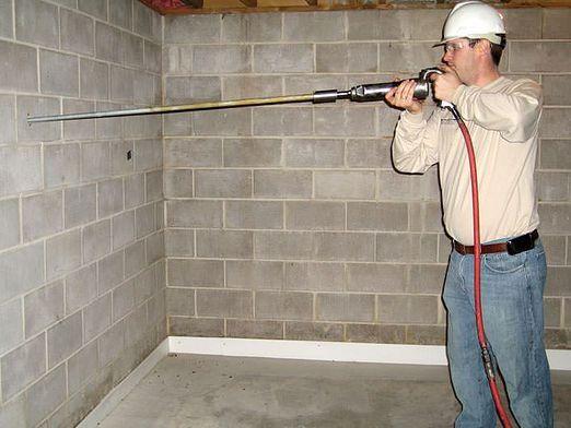 Как сделать проем в стене?