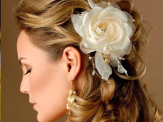 Как сделать свадебную прическу?