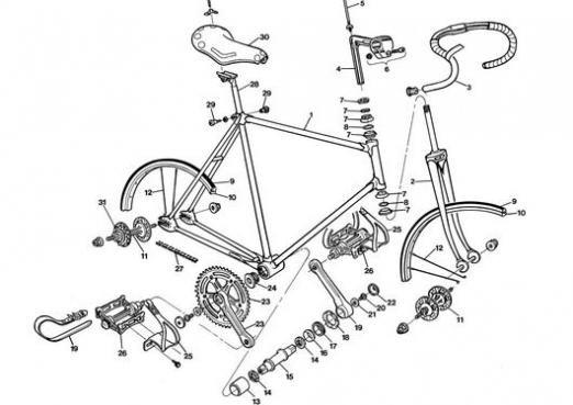 Как собирать велосипед?