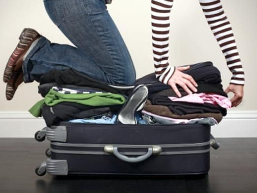 Как собрать чемодан?