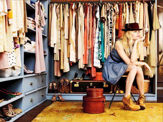 Как составить гардероб?