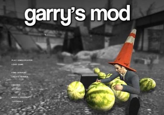 Як створити сервер Garry's mod?