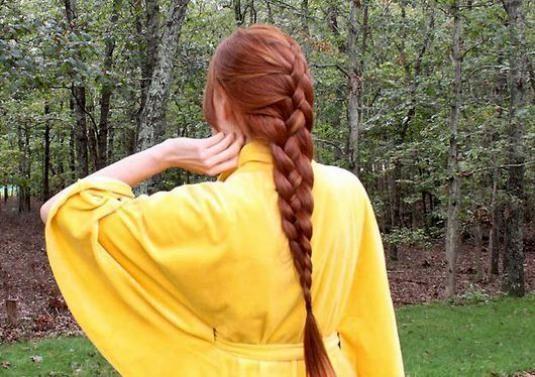 Как сплести косу?