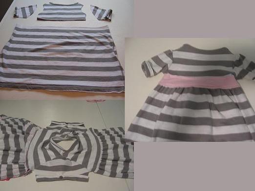 Як зшити плаття для дівчинки?