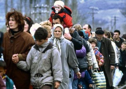 Как стать беженцем?