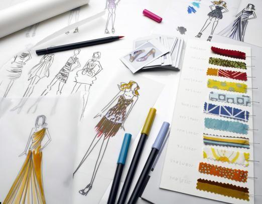 Как стать дизайнером одежды?