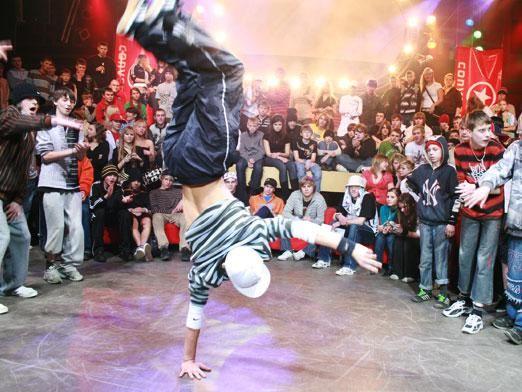 Как танцевать хип-хоп?