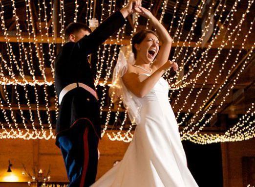 Как танцевать на свадьбе?