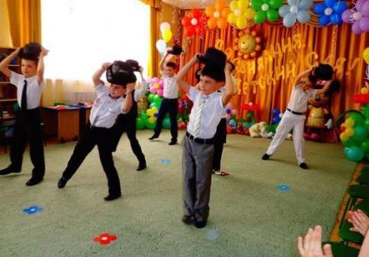 Как танцуют мальчики?