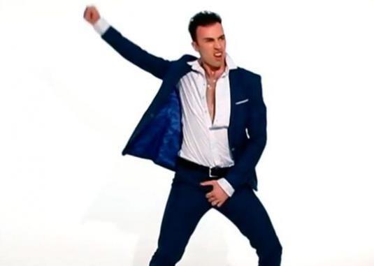 Как танцуют мужики?