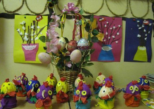Как украсить группу детского сада?
