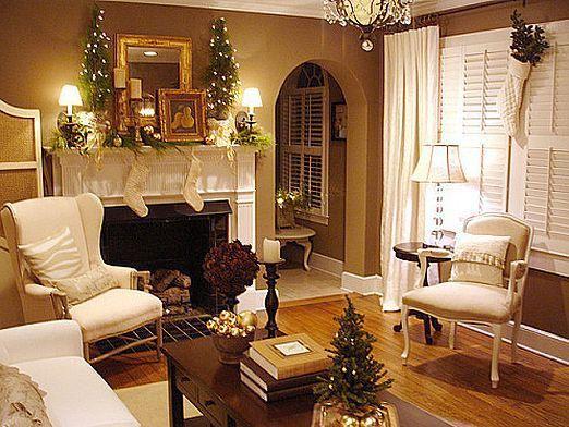 Как украсить комнату на новый год?