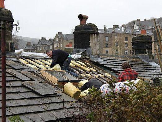 Як утеплити дах?