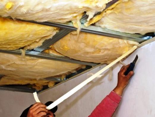 Как утеплить потолок в доме?
