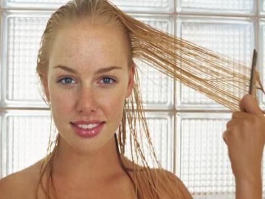 Как увлажнить волосы?