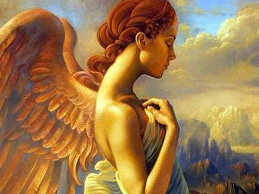 Как узнать ангела?