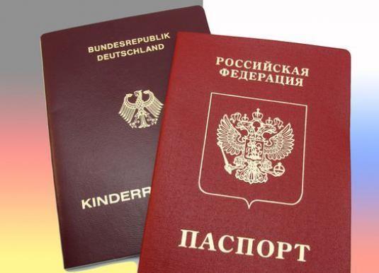 Как в германии получить гражданство?