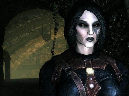 Як в Скайріме стати вампіром?