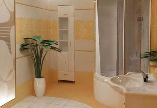 Как в ванной спрятать трубы?