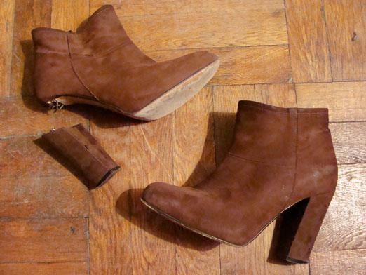 Как вернуть обувь в магазин?