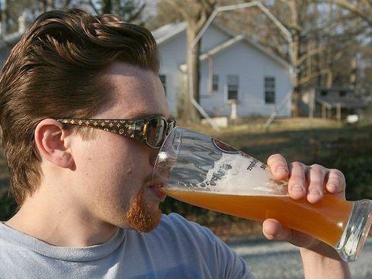 Как влияет пиво?
