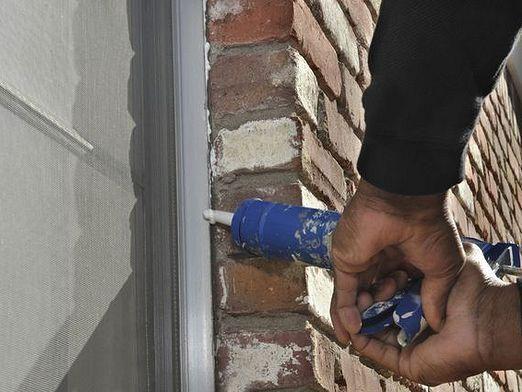 Как вставить пластиковое окно?