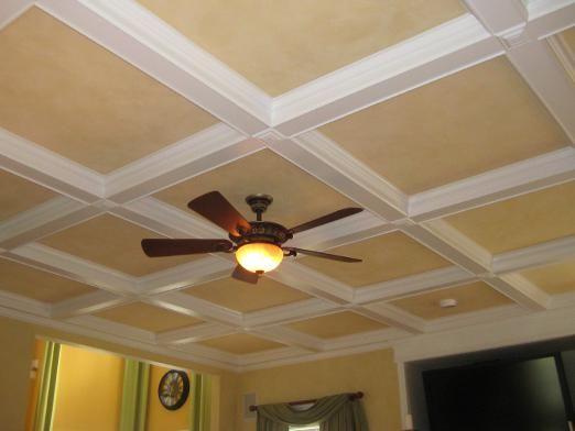 Как выбрать потолок?