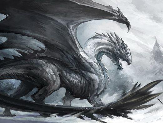 Как выглядит дракон?