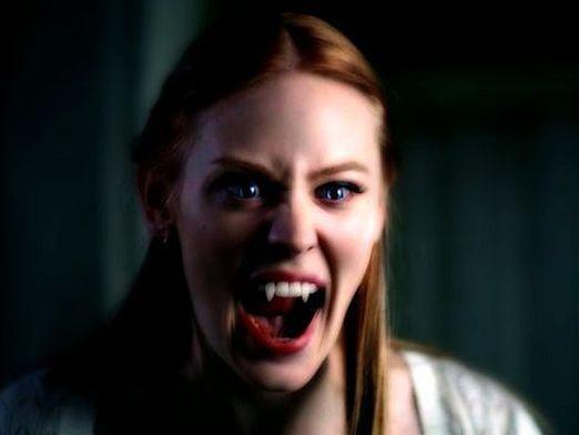 Как выглядят вампиры?
