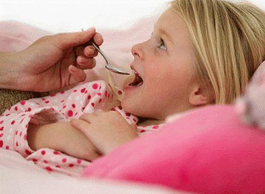 Как вылечить сухой кашель ребенку?