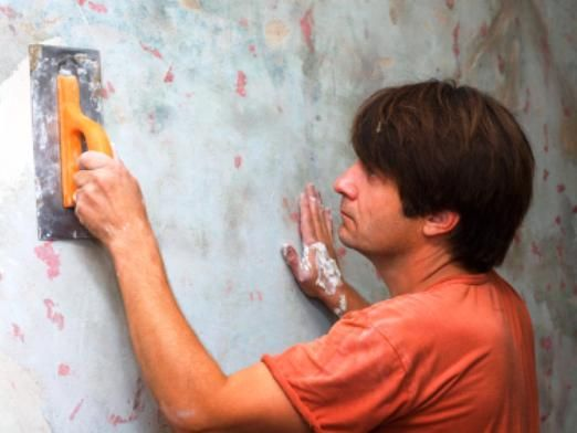 Как выровнять стены?
