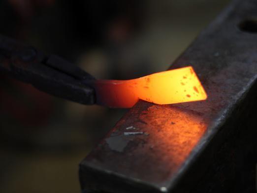 Как закалить сталь?