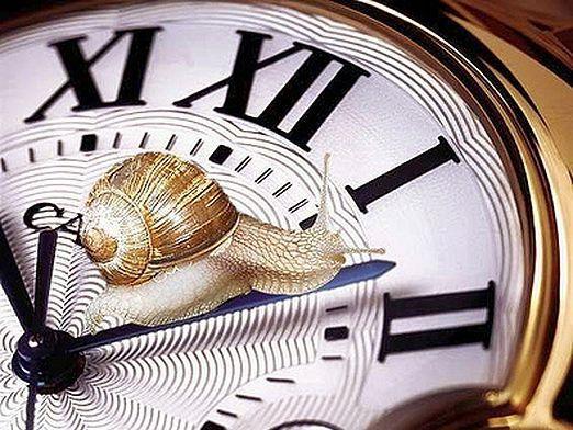 Как замедлить время?