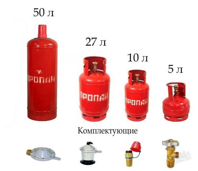 Как заправить газовый балон