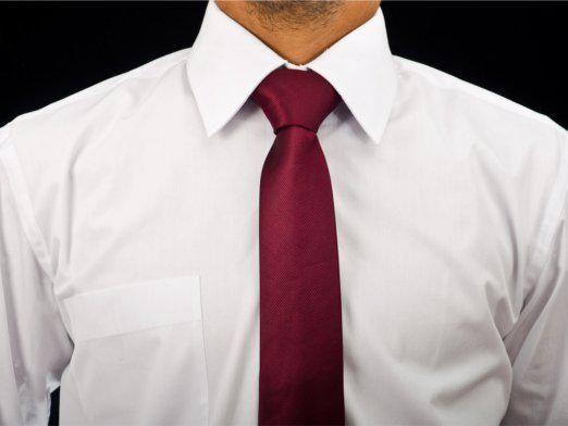 Как завязать галстук-селедку?