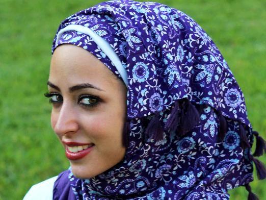 Как завязать хиджаб?