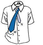 Як зав'язувати краватку: східний вузол