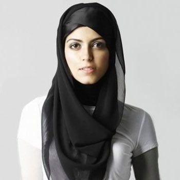 Как завязывать хиджаб правильно?