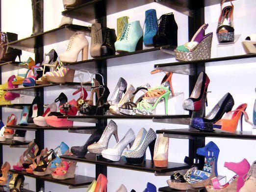 Какая обувь в моде?