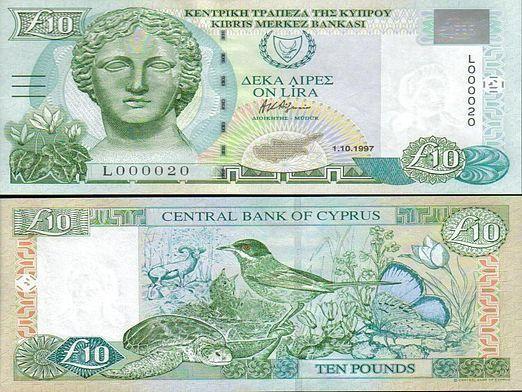 Яка валюта на Кіпрі?