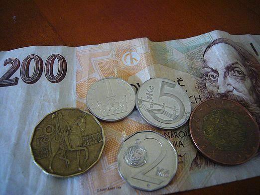 Яка валюта в Чехії?
