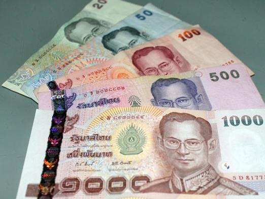 Яка валюта в Таїланді?