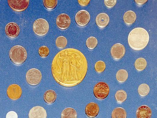 Які цінуються монети?