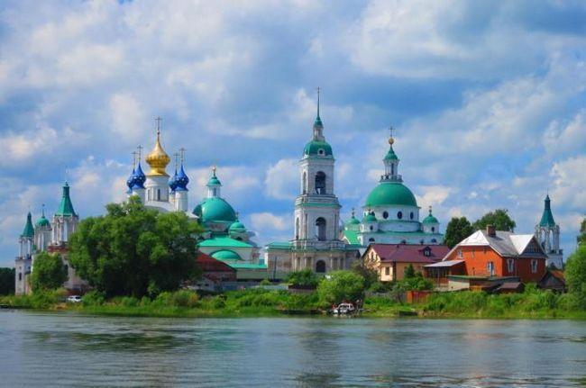 Міста на річці Волга