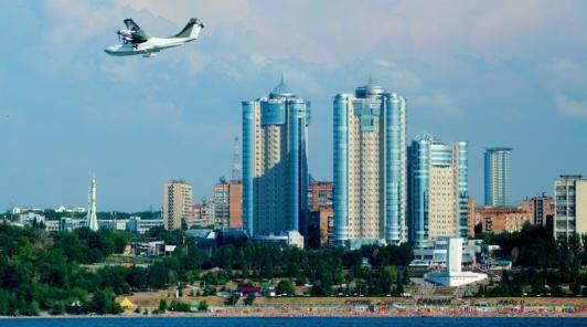 Міста Росії на Волзі